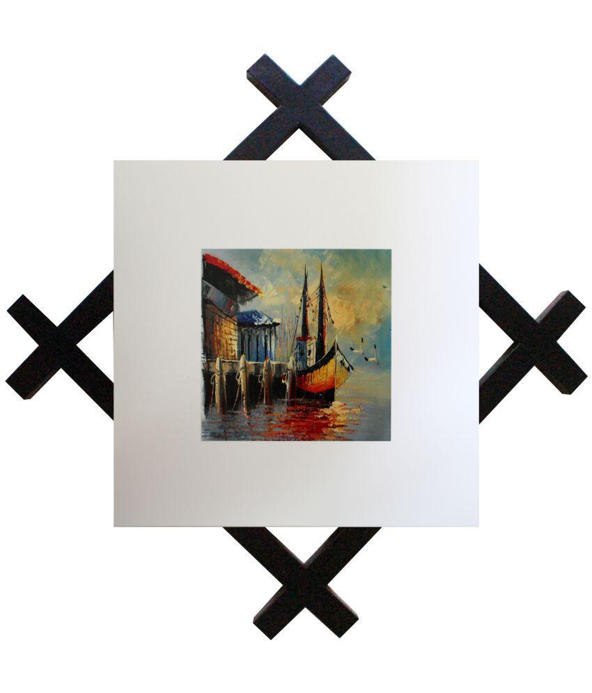 SAF Showpiece with Frame