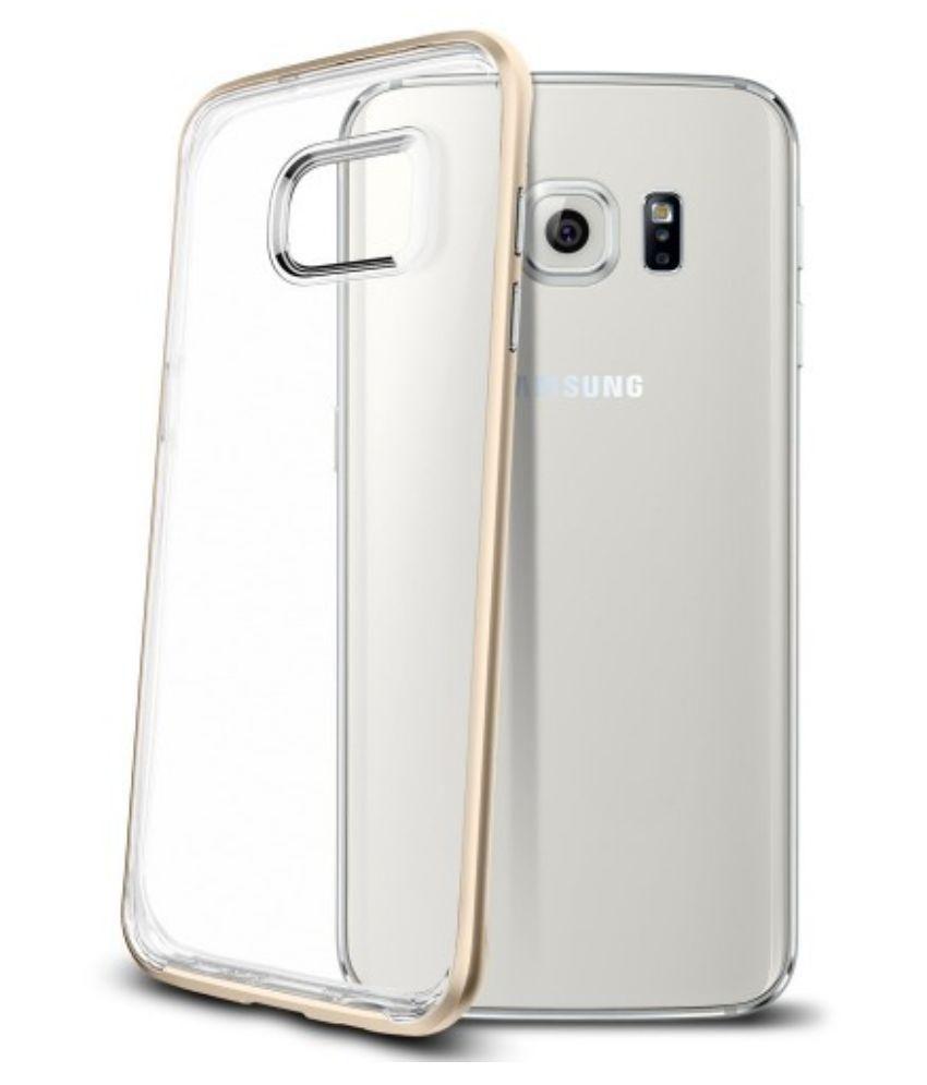 premium selection 6aac2 63401 Spigen Galaxy S7 Edge Case Neo Hybrid Crystal Champagne Gold 556CS20048