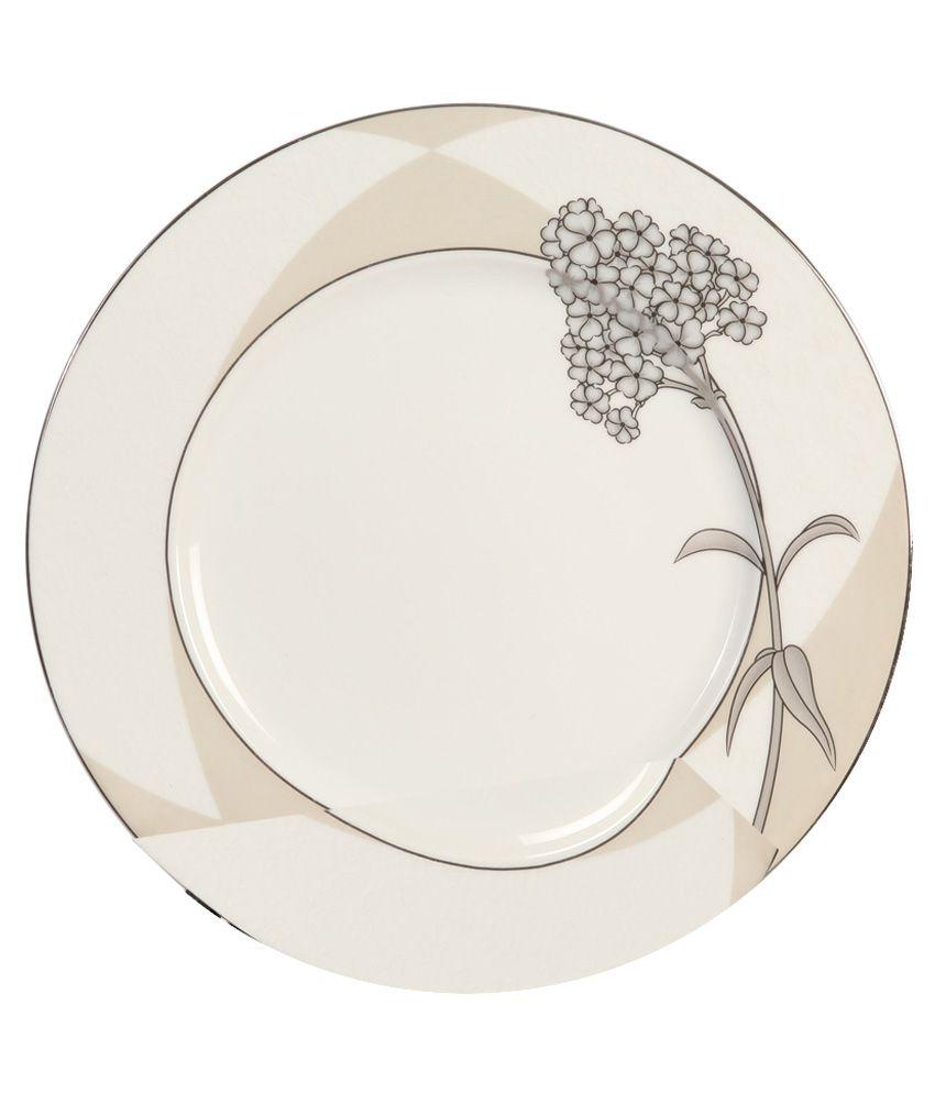 Lakline Porcelain Dinner Plates Set Of 6