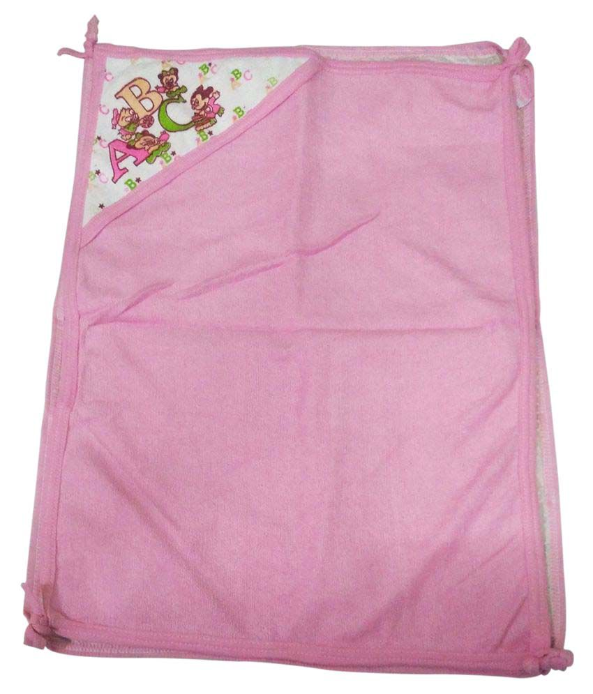 Gold Dust Pink Swaddle Cloth Baby Wrap Baby Blanket/Baby Swaddle/Baby Sleeping Bag