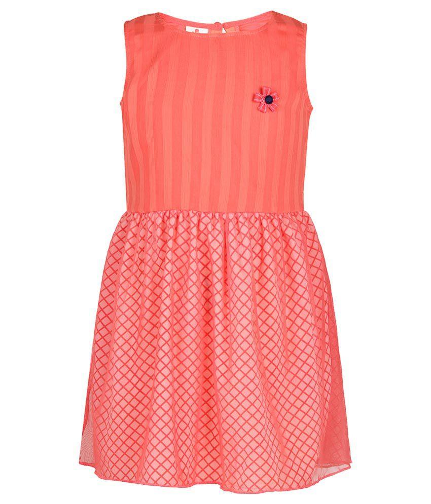 UFO Orange Dresses