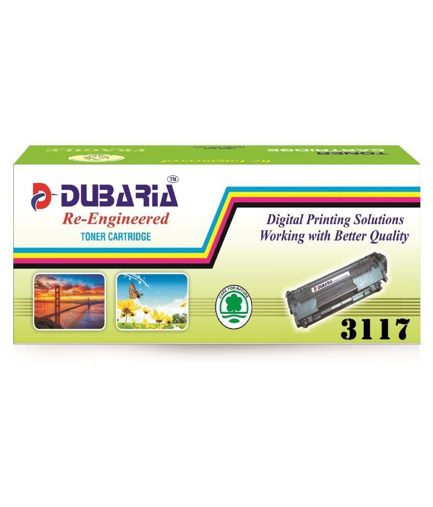 Dubaria 3117 Cartridge For Xerox Phaser 3117/3122/3124/3125