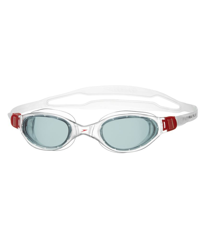 19dcebdc6c Speedo Transparent Adult Swimming Goggles  Buy Online at Best Price on  Snapdeal