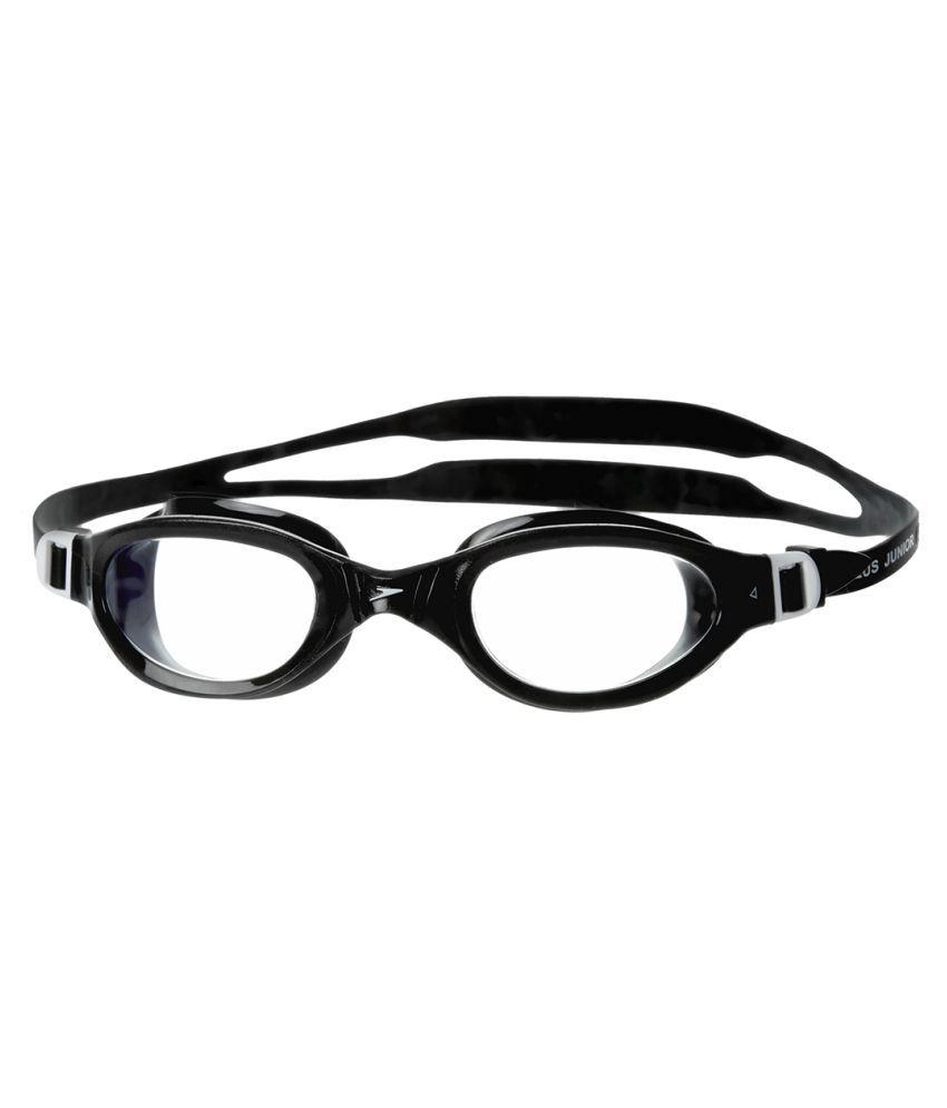 Speedo Black Adult Swimming Goggles