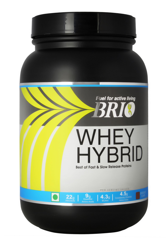 Brio Nutrition whey hybrid 1 kg