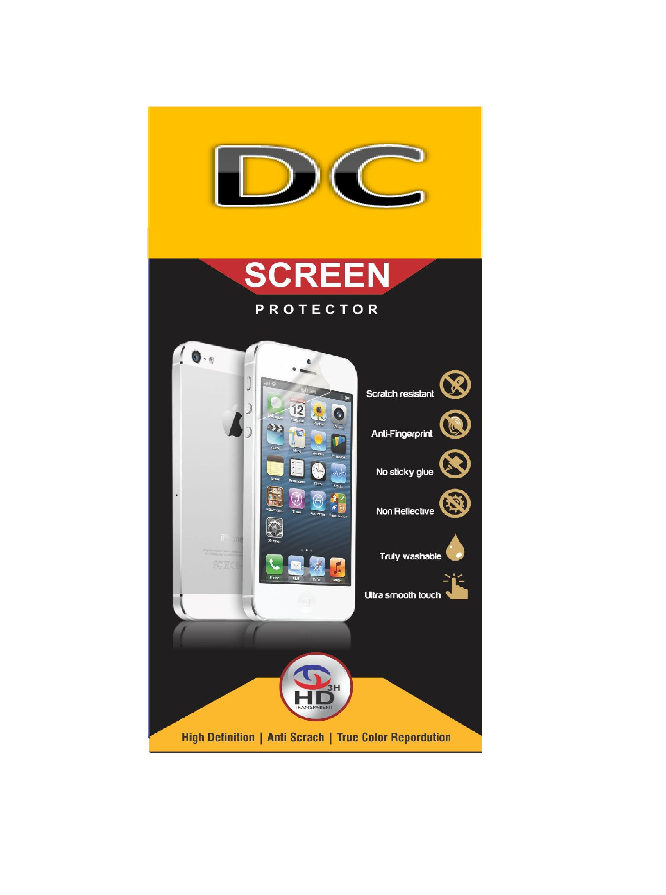 Letv Le 1S Tempered Glass Screen Guard By Doyen Creations