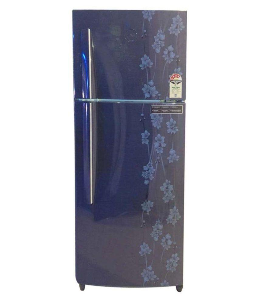Godrej 261 LTR 2N2GDP Double Door Refrigerator DENIM PETAL