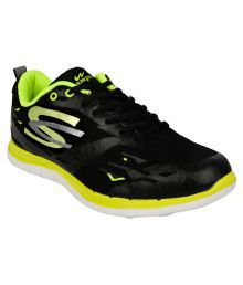 Campus Speedride Black Running Shoes