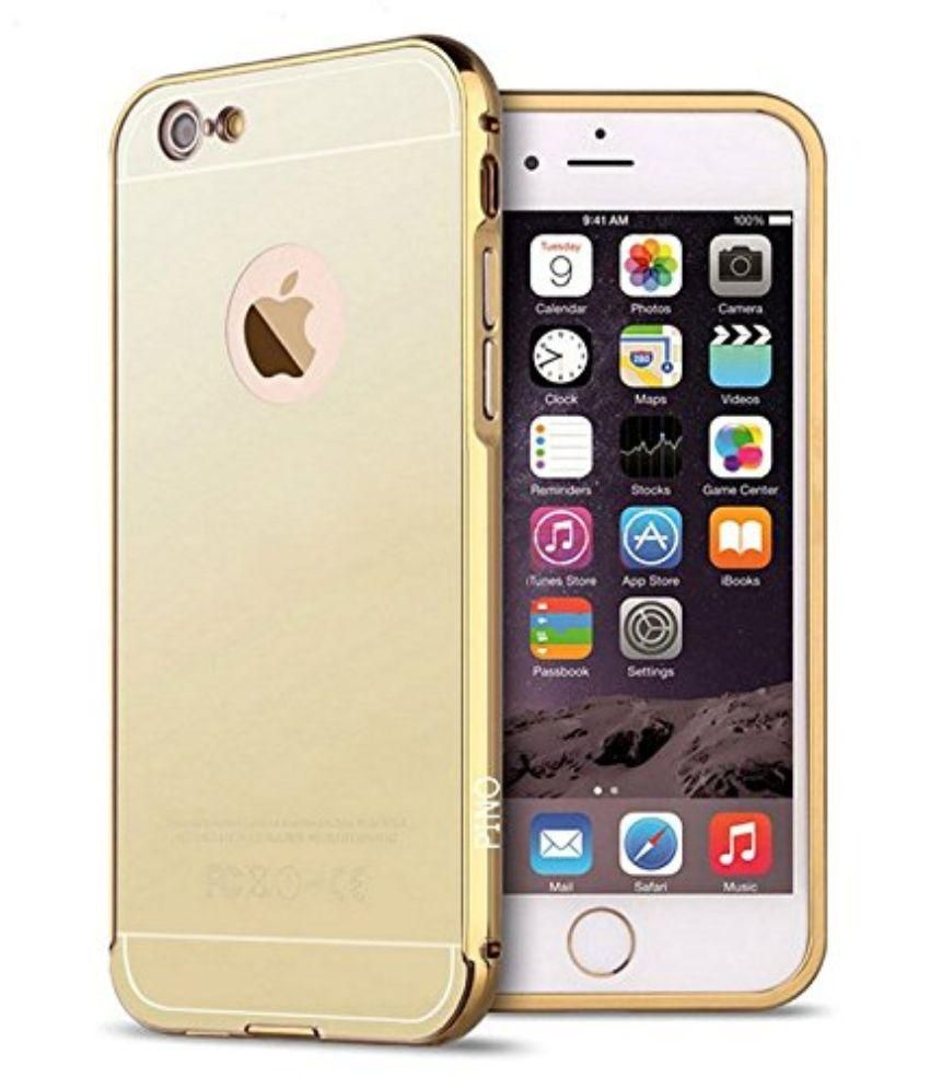 outlet store 28a7c 7fbb0 Apple iPhone 5C Cover by Goospery - Golden