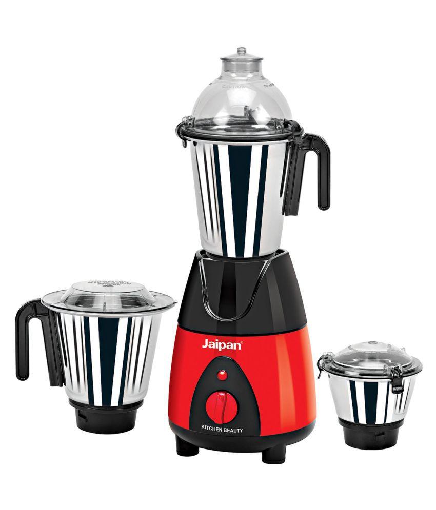 Jaipan-JKG-1101-250W-Mixer-Grinder-(3-Jars)