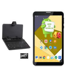 I Kall N5 With Keyboard Black ( 4g + Wifi Voice Calling )