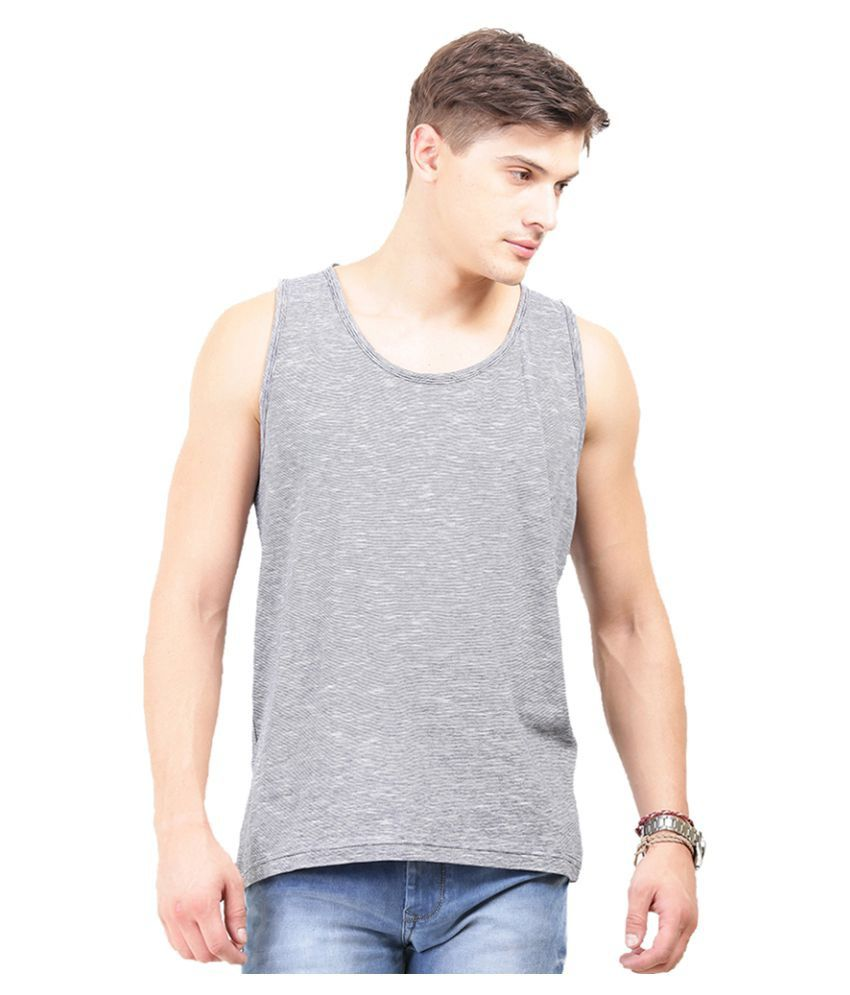 Thisrupt Grey Round T-Shirt