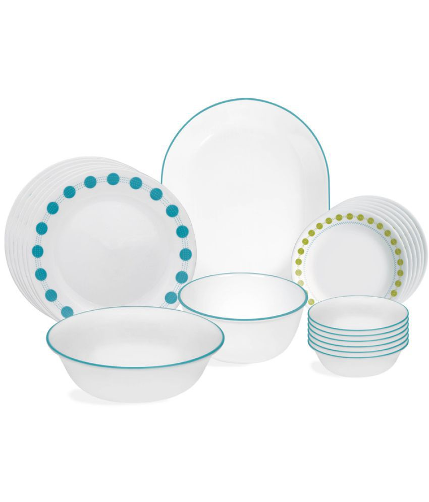 Corelle Livingware South Beach 21 Pcs Dinner Set