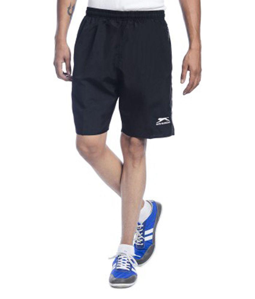 Shiv Naresh Solid Men's Running Shorts