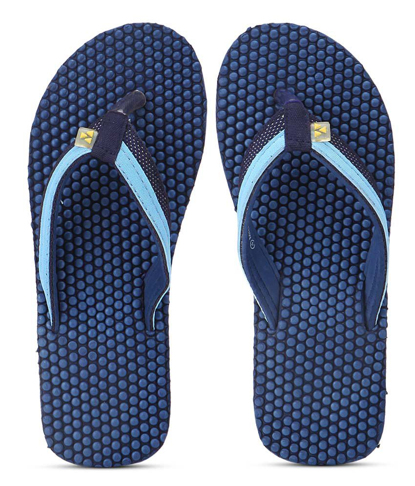 Windwalker IZU Navy Flip Flops
