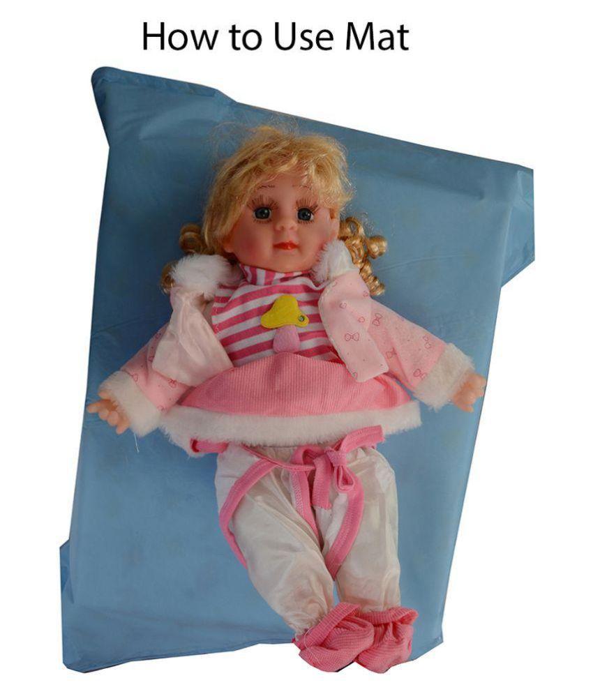 Aarushi Medium Baby Pink Spongy Plastic Chaining Mat  Buy Aarushi ... 32c79bd927