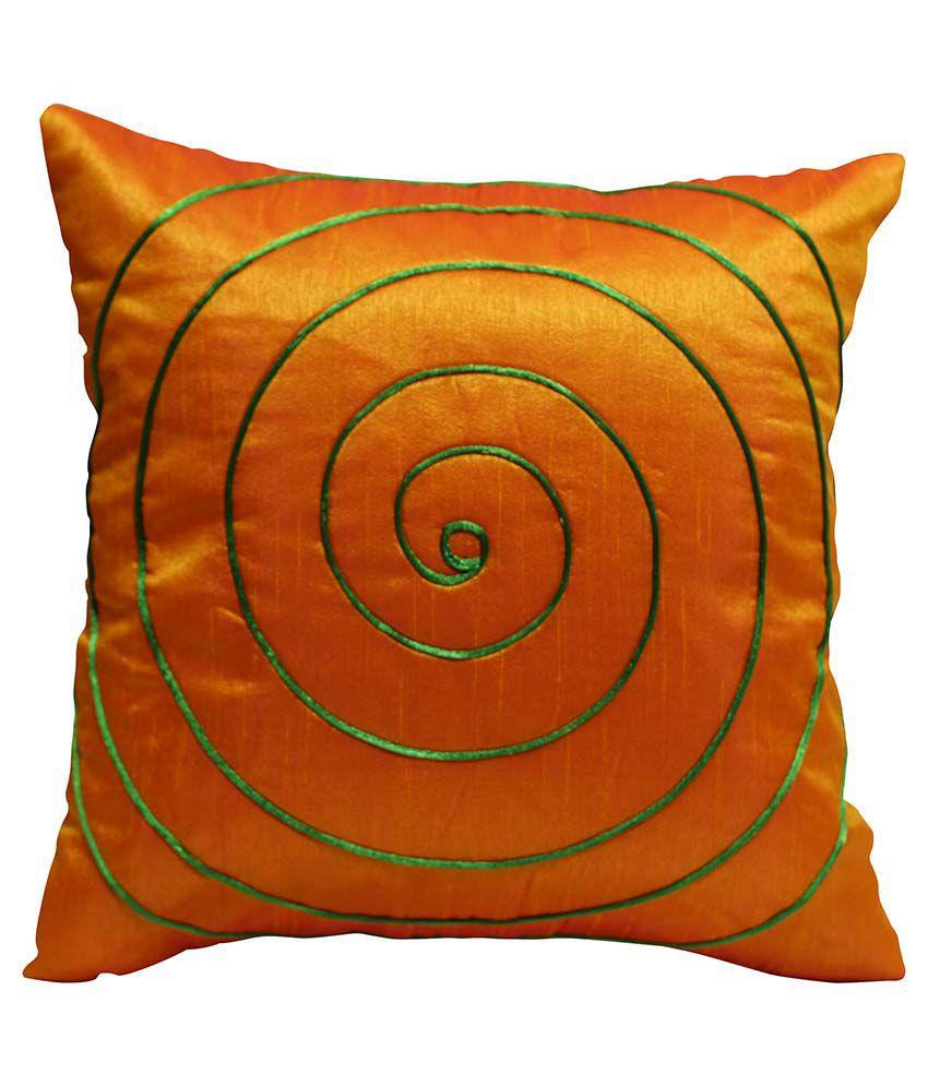 Rang Rage Single Silk Cushion Covers