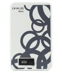 CP Plus Mechanical Nano Safe - Grey (Wire Latch Free With Safe)