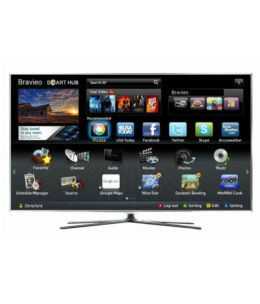 Bravieo BRAVIEO KLV-40J5500B 102 cm ( 40 ) Smart Full HD (FHD) LED Television