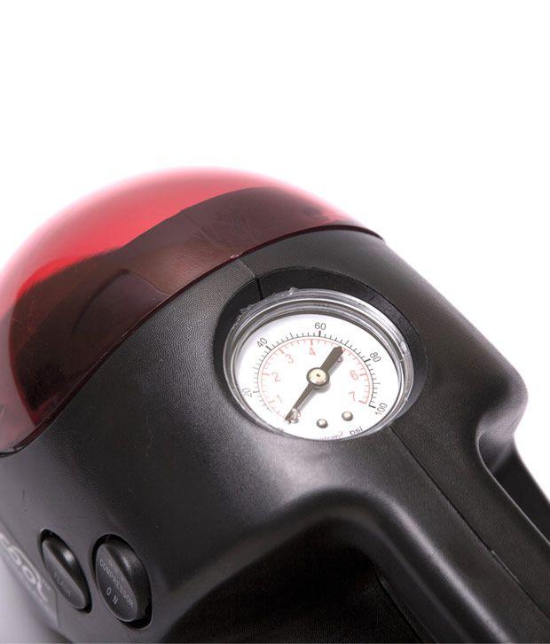 Tropicool Car Tyre Inflator Analogue Gauge 12 V DC