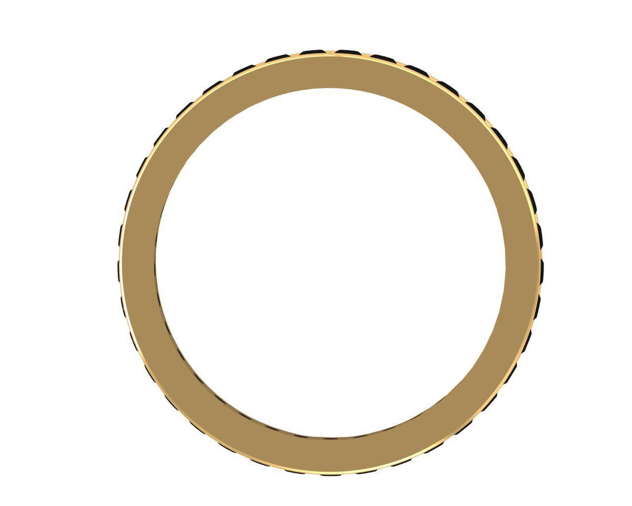 Jewelmantra 22kt Gold Ring