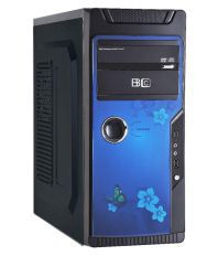 BBC BBC250BLUE Assemble Desktop ( Intel Pentium Dual Core 2 GB 250 GB DOS with out lcd