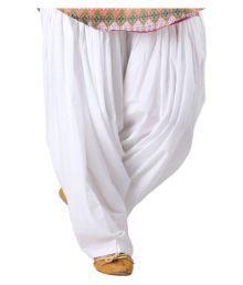 Fashion Guru Trading Cotton Single Semi Patiala Salwar