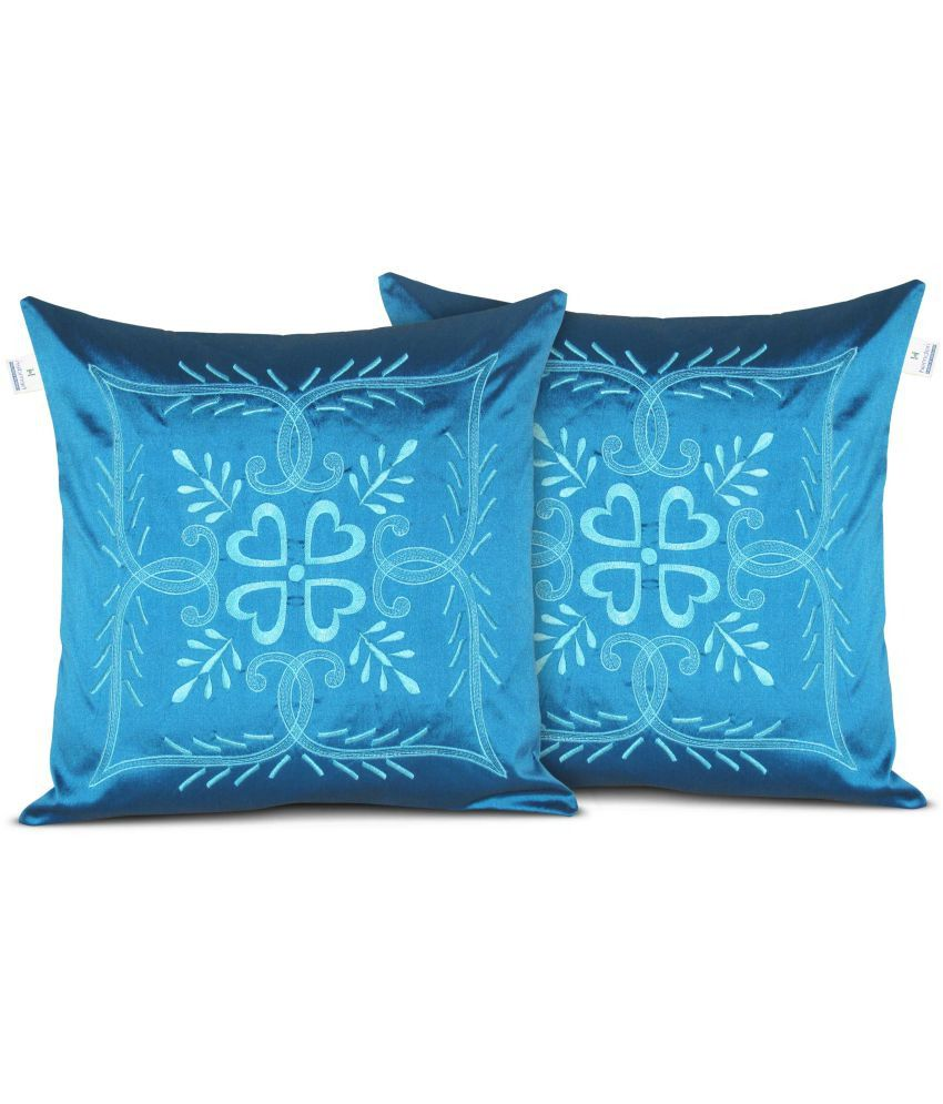 Hemden Set of 2 Polyester Cushion Covers