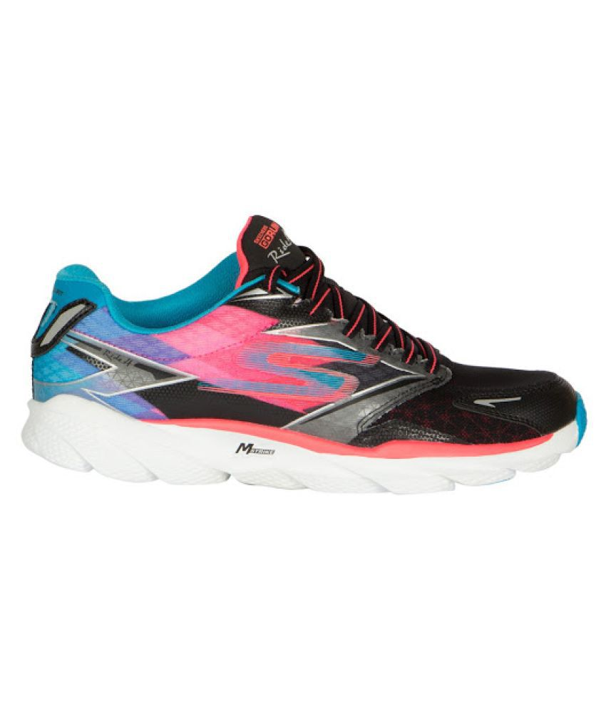Skechers Multi Color Running Shoes