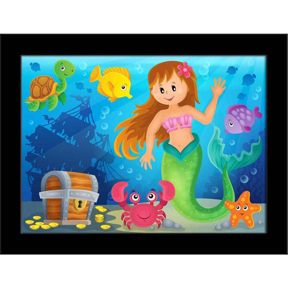 ArtzFolio Gallery Canvas Art Prints With Frame Single Piece