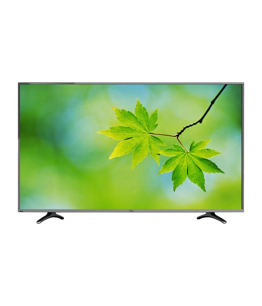 Vu LED40K16 102 cm ( 40 ) Smart Ultra HD (4K) LED Television