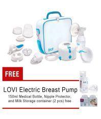 Lovi Electric Breast Pump