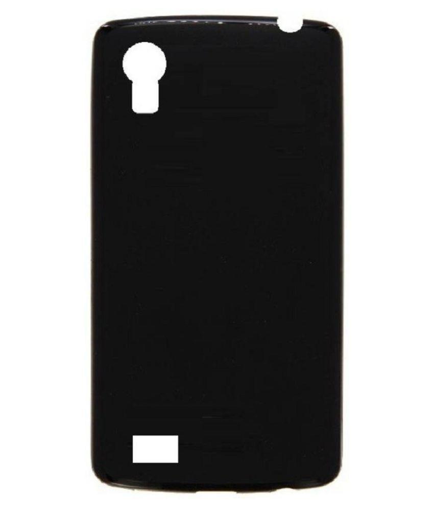 wholesale dealer 13071 a72b0 Vivo Y31 Cover by Sciforce - Black - Plain Back Covers Online at Low ...