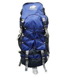 Pride Backpack Travel Bag Hiking Bag Trekking Bag Hiking Rucksack for Outdoor 70-75 litre Blue