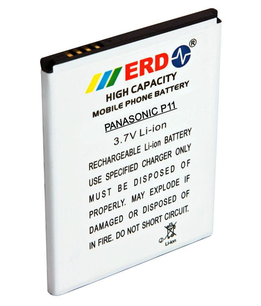 ERD-1800mAh-Battery-(For-Panasonic-P11)