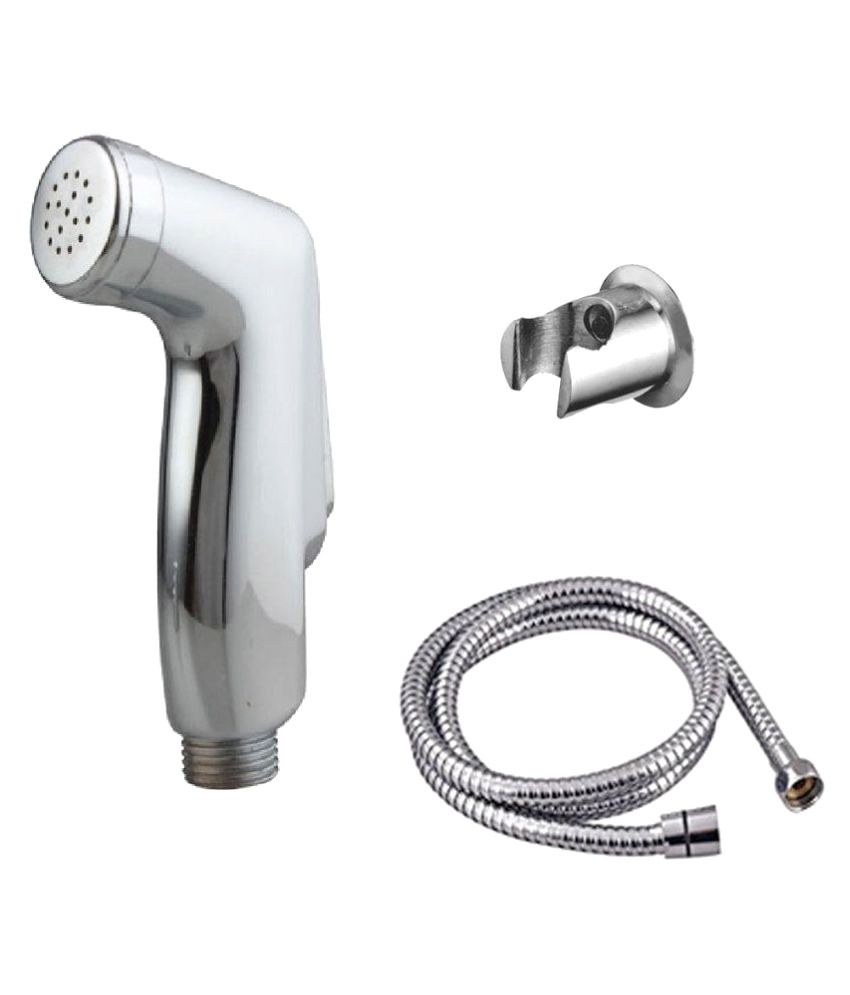 Buy Prestige jaquar Health faucet (abs)with 1mtr flexible SS Tube ...