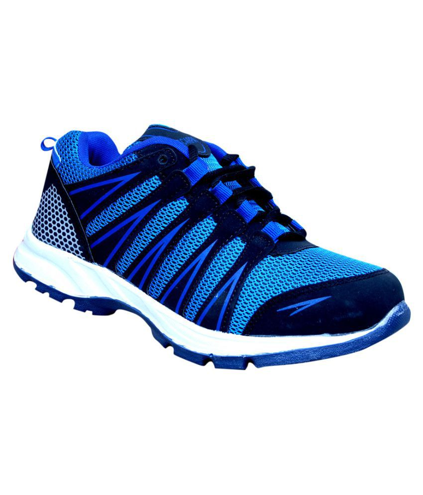 The Scarpa Shoes Blue Running Shoes