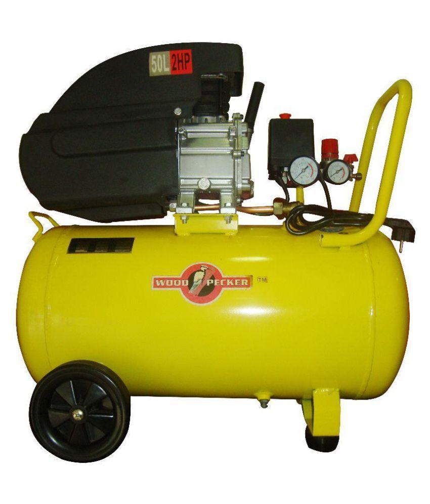Woodpecker WP CC 50L 2 HP Air Compressor
