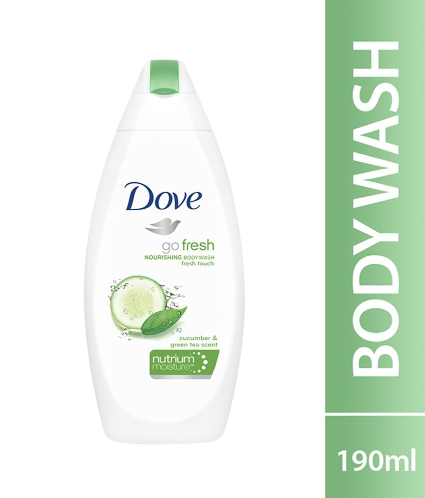 Dove Go Fresh Body Wash 190 Ml
