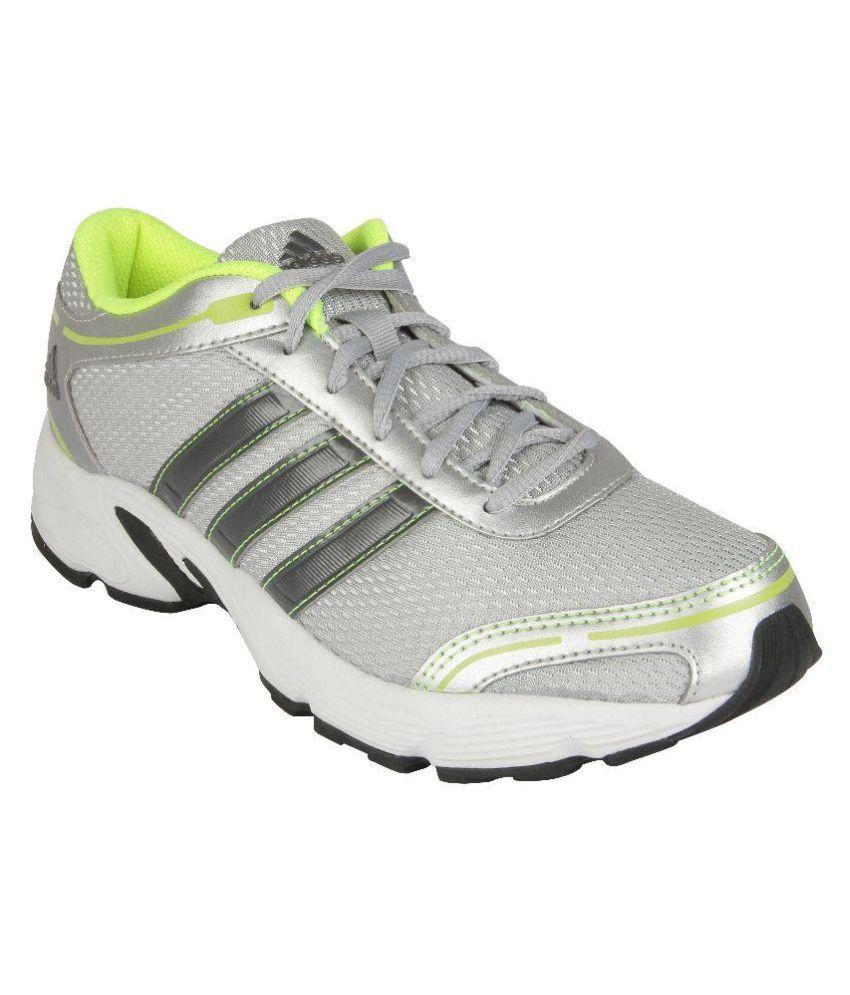 Adidas Eyota Silver Running Shoes