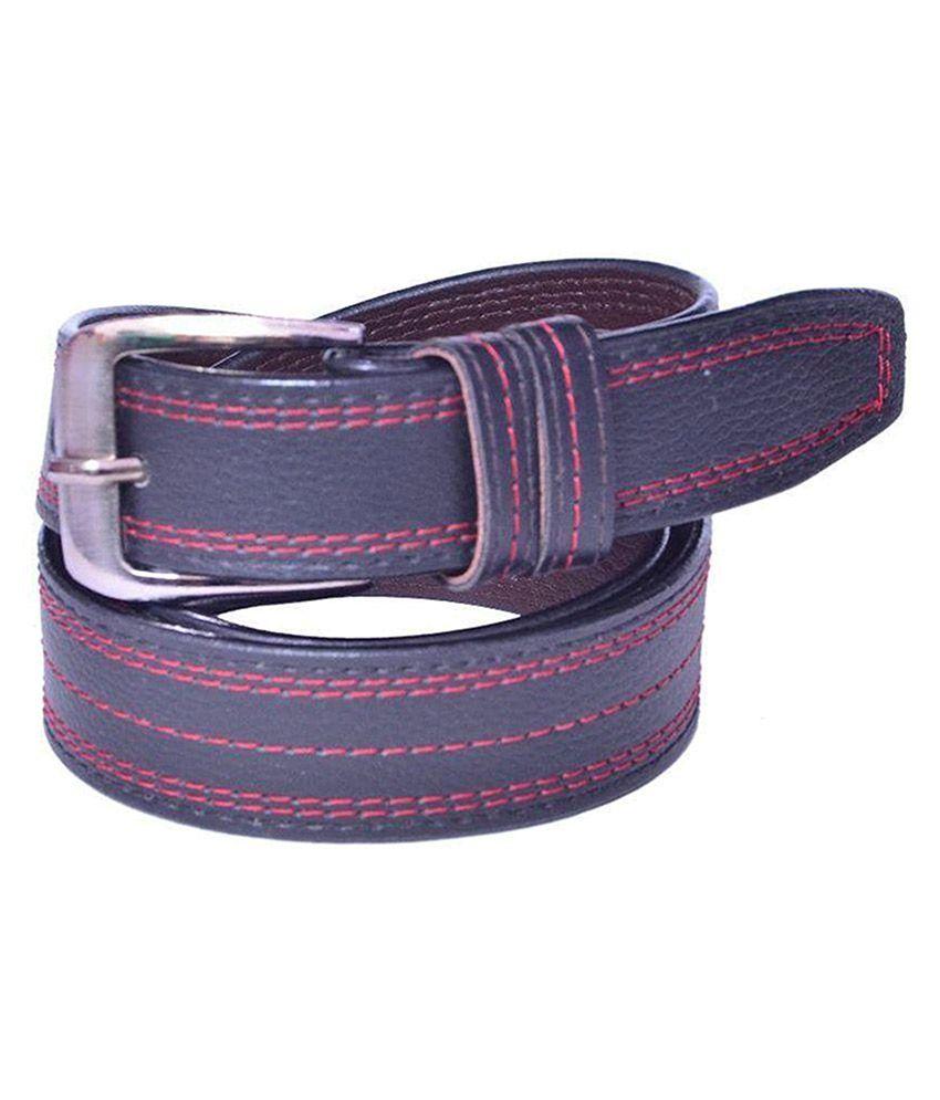 Oodi Blue PU Casual Belts