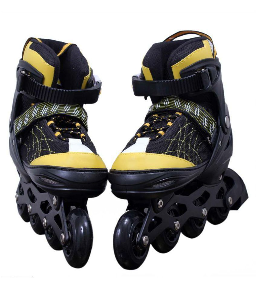 Roller skating shoes buy online - Dezire Black Roller Skate Shoes