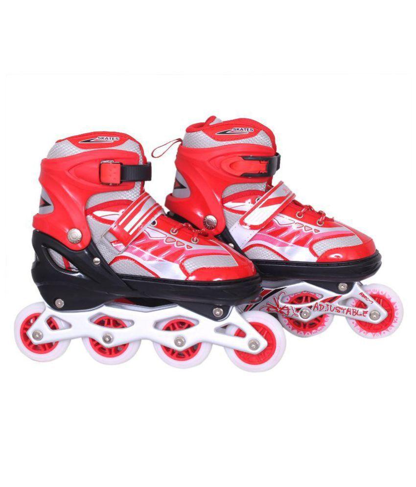Running Red Roller Skates: Buy Online at Best Price on ...