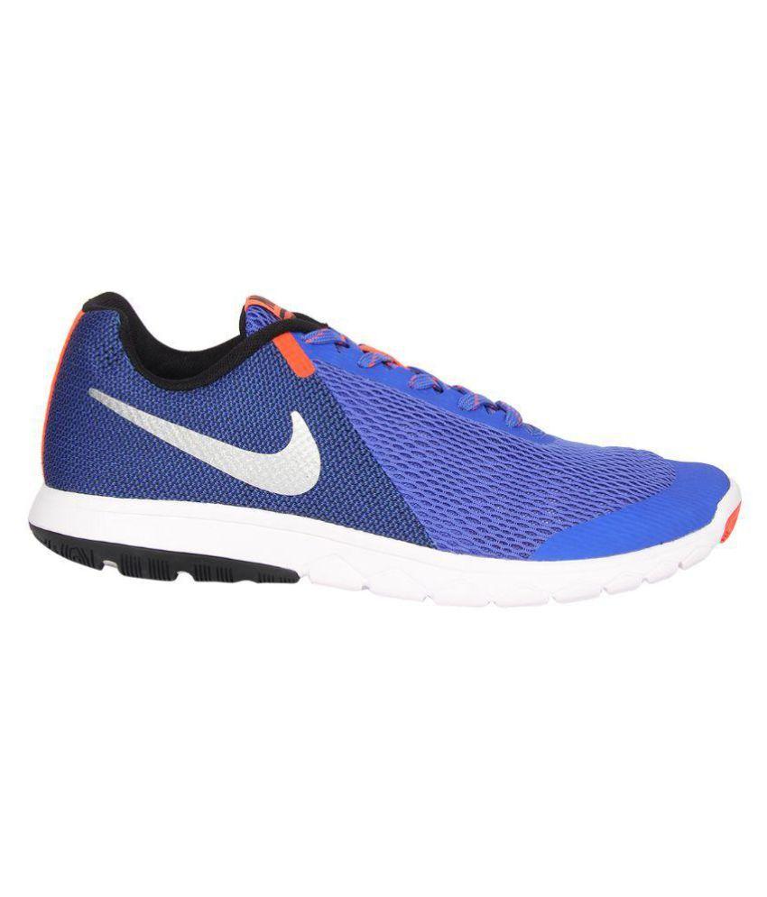 45e50b7dfe6c Nike Flex Experience Rn 5 Blue Running Shoes - Buy Nike Flex ...