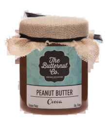 THE BUTTERNUT CO Cocoa Peanut Butter Creamy 220 Gm