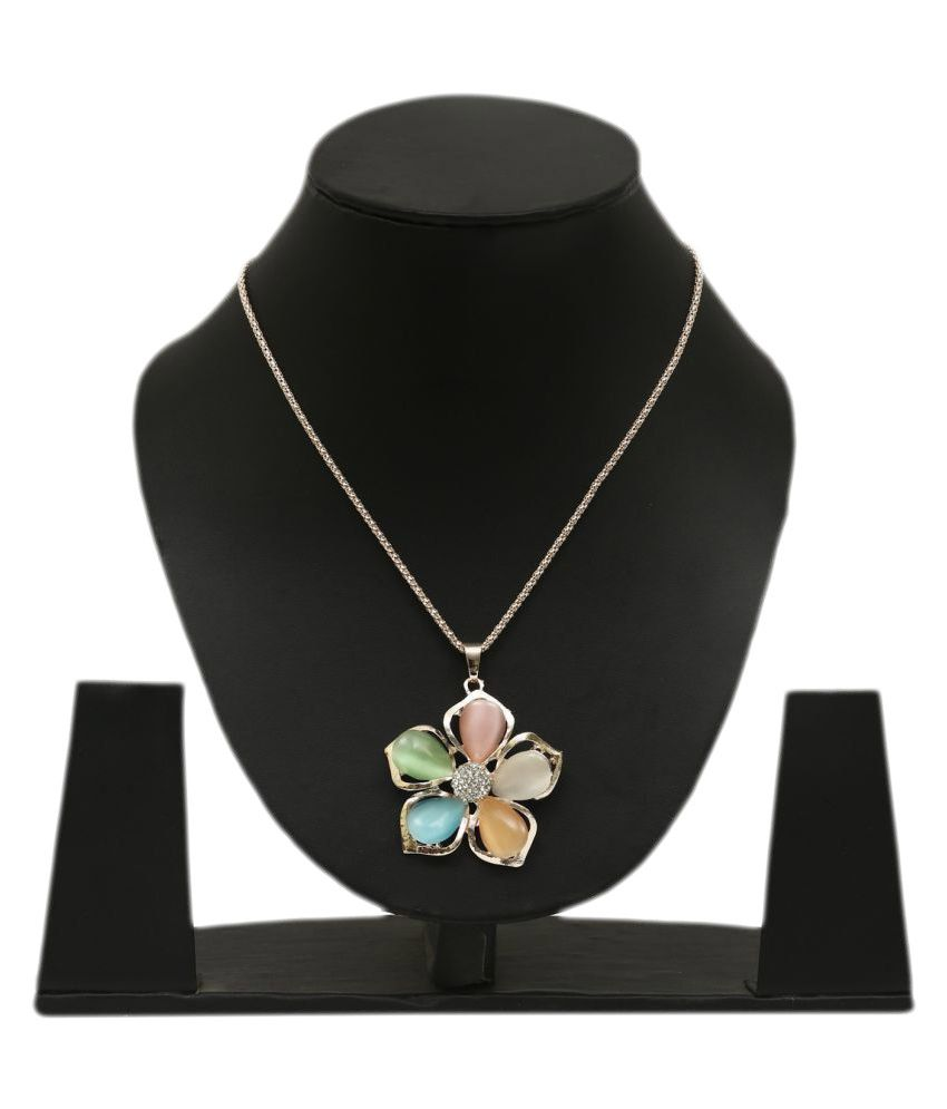 G M International Multicolor Neckless