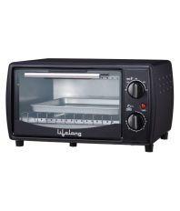 Lifelong 10 LTR Oven Toast Griller - OTG
