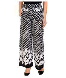 New Fashion Multi Color Rayon Palazzos - 628427425611
