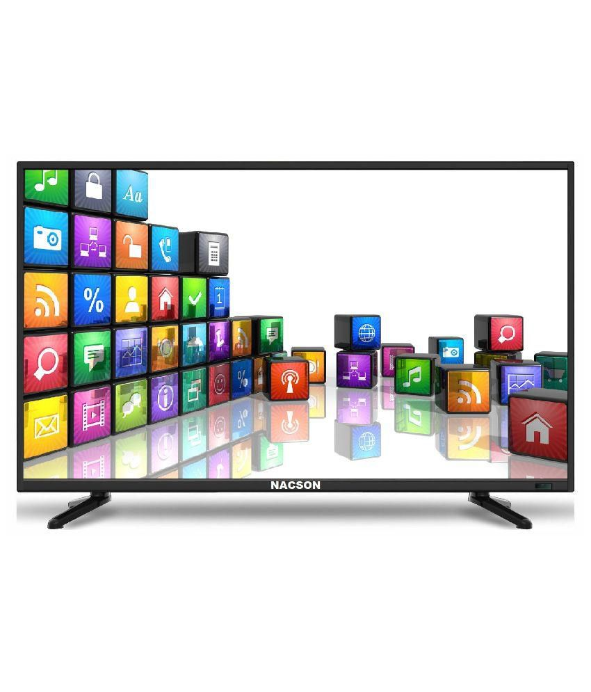 Nacson NS8016smart 80 cm ( 32 ) Smart HD Ready (HDR) LED Television