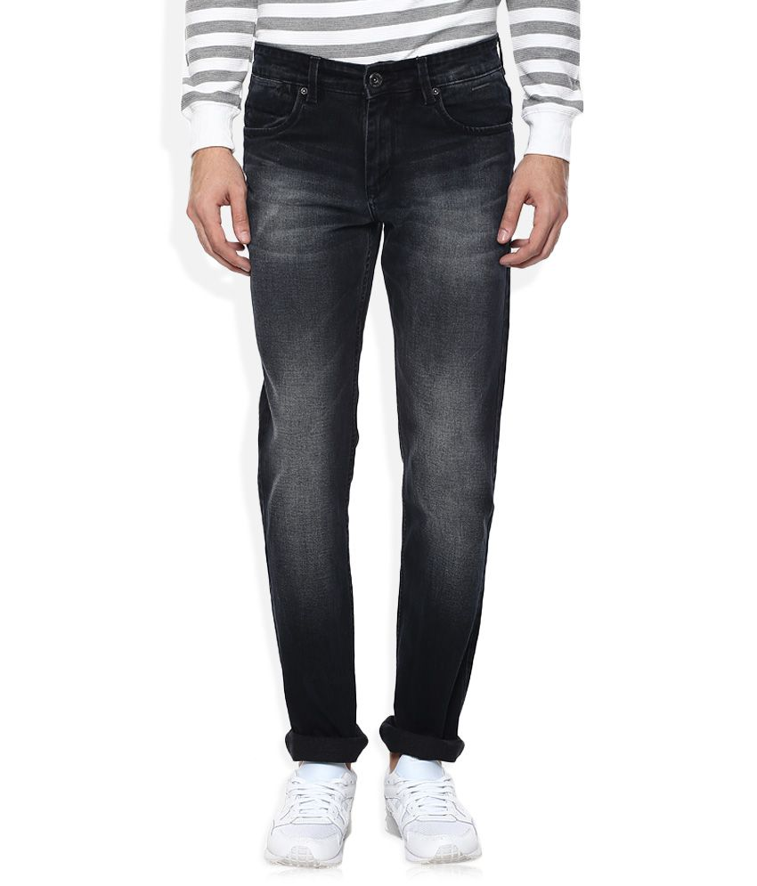Monte Carlo GREY Slim Fit Jeans